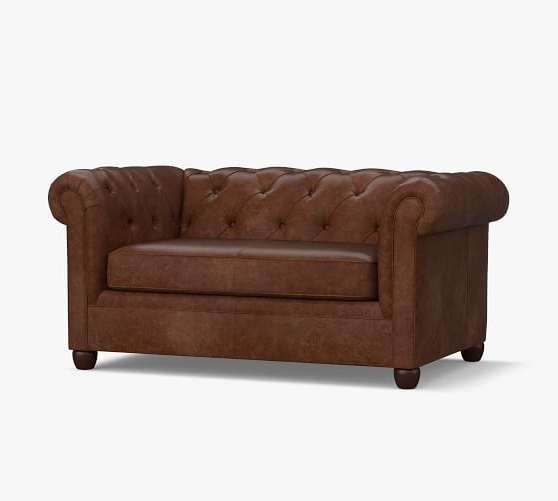 Well Liked Chesterfield Leather Sofa Regarding Kjellfrid Chesterfield Chairs (View 30 of 30)