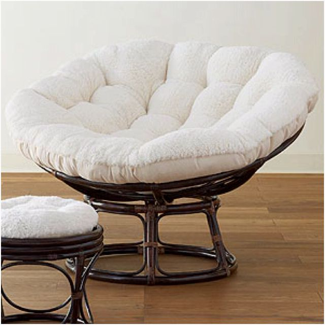 Well Liked Decker Papasan Chairs Throughout Ivory Papasan Chair From World Market (View 13 of 30)