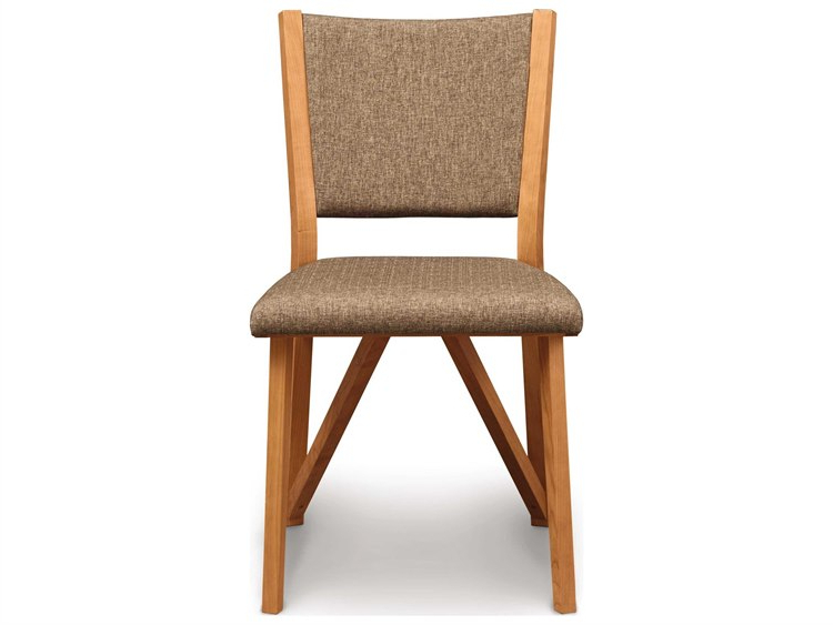 Well Liked Exeter Side Chairs With Regard To Copeland Furniture Exeter Dining Side Chair (View 4 of 30)