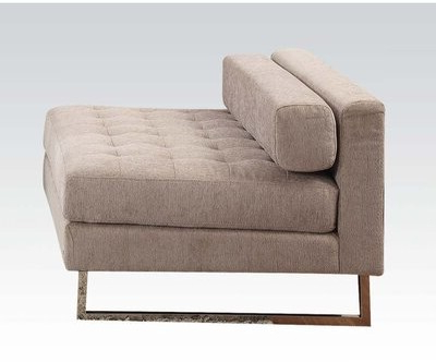 """Widely Used Adeel 40"""" W Tufted Slipper Chair Within Bucci Slipper Chairs (View 21 of 30)"""