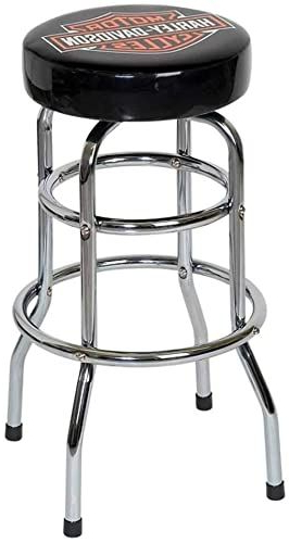 Widely Used Aniruddha Slipper Chairs For The Perfect Harley Davidson Classic Bar Shield Logo Bar (View 15 of 30)