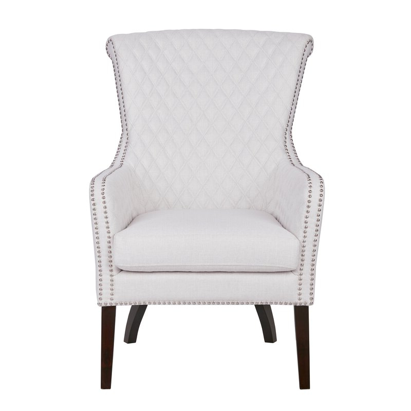 Widely Used Busti Wingback Chairs Throughout Busti Wingback Chair (View 6 of 30)