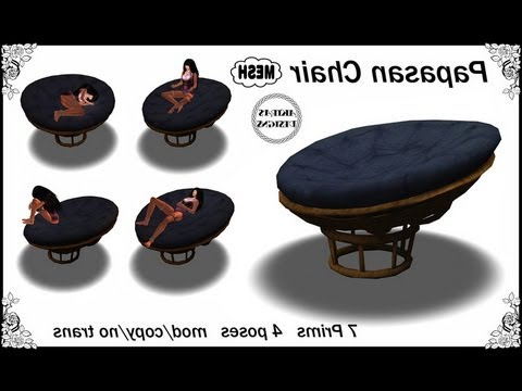 Widely Used Decker Papasan Chairs Pertaining To Papasan Chairs — Comfortable And Portable – Youtube (View 29 of 30)