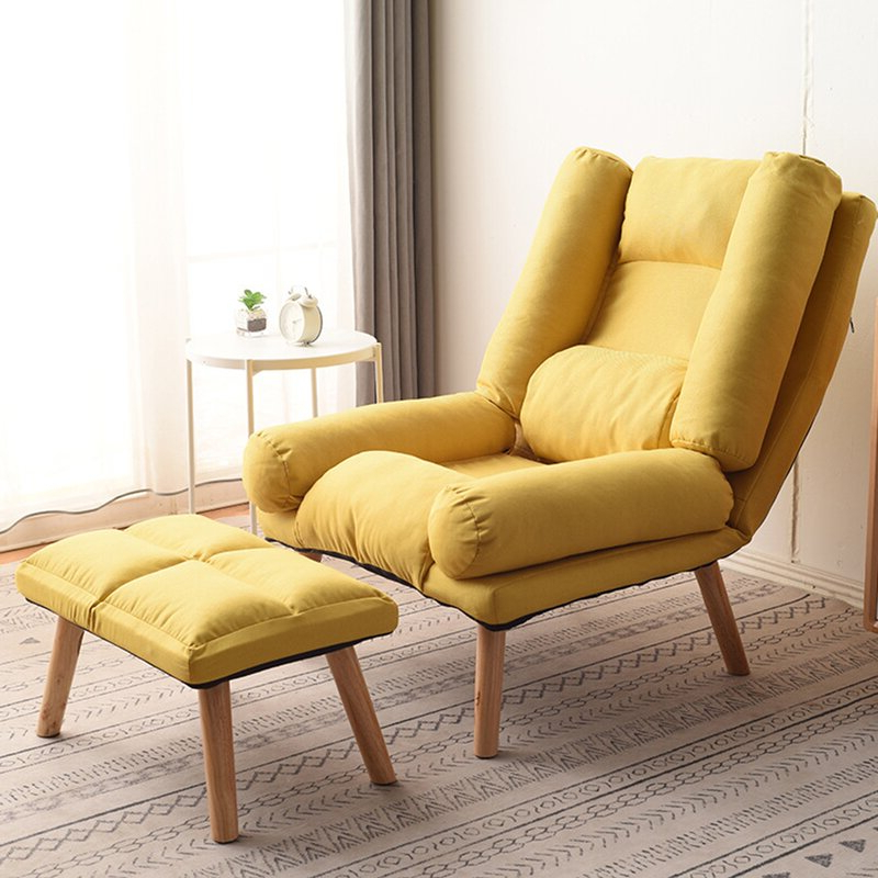 Widely Used Drexil Lounge Chair And Ottoman Throughout Jazouli Linen Barrel Chairs And Ottoman (View 20 of 30)