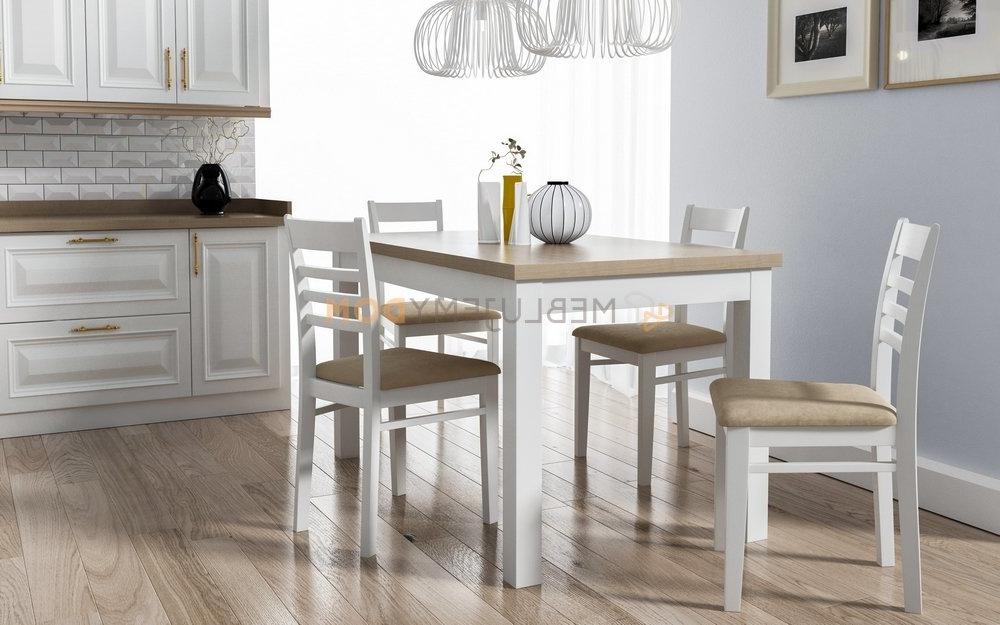 Widely Used Helder Armchairs Inside Dining Room Set Helder + Alice (View 9 of 30)