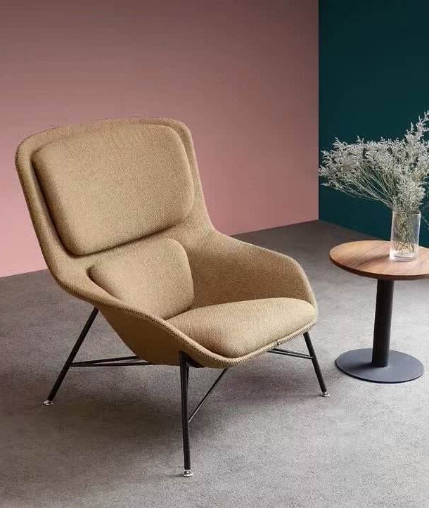 Widely Used Home Furniture Living Room Designer Armchair Pertaining To Cohutta Armchairs (View 11 of 30)