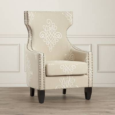 Wingback Chair, Armchair (View 9 of 30)