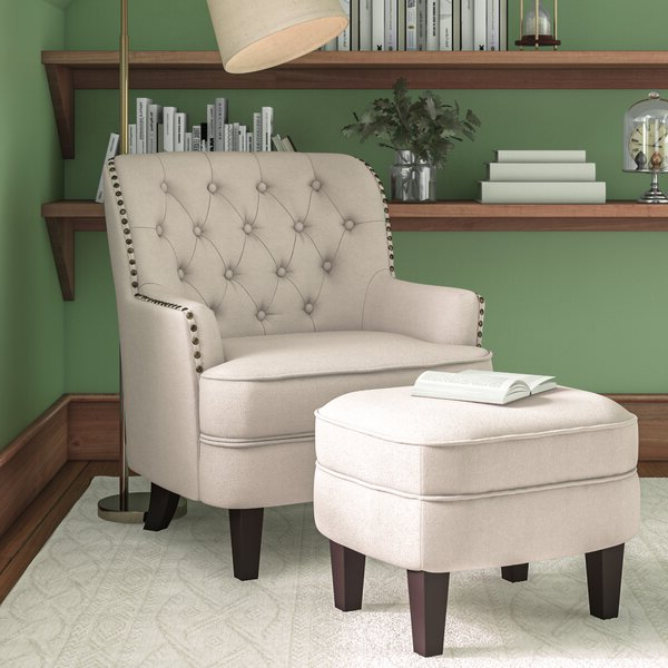 Wingback Chair Set Of 2 Inside Well Known Waterton Wingback Chairs (View 20 of 30)