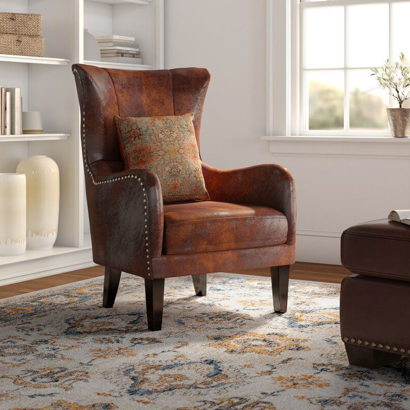 Wingback Chair, Single Seater (View 9 of 30)