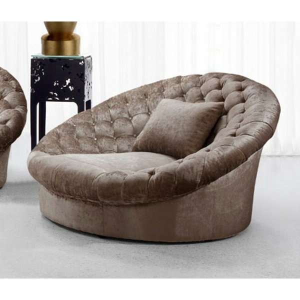 Woodrow Papasan Chair Inside Best And Newest Rosati Mongolian Fur Papasan Chairs (View 28 of 30)