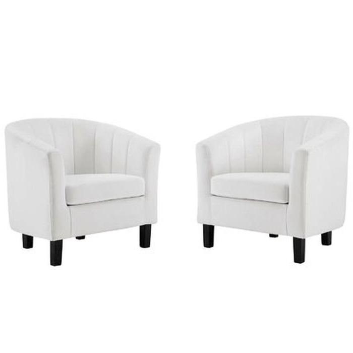 "Ziaa Performance Velvet 20"" Barrel Chair – Wayfair Throughout Best And Newest Ziaa Armchairs (set Of 2) (View 12 of 30)"