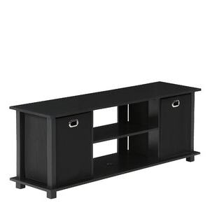 """17 Stories Hoder Tv Stand For Tvs Up To 43"""" & Reviews Regarding Preferred Quillen Tv Stands For Tvs Up To 43"""" (View 25 of 30)"""