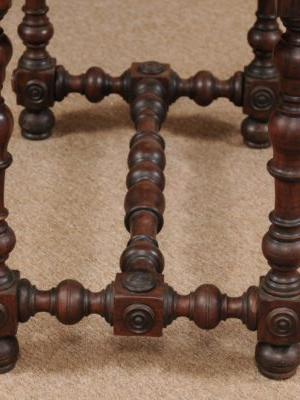 18th Century Italian Baroque Style Walnut Console With Inside Most Current Kaysville (View 29 of 30)