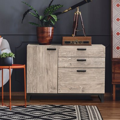 """2019 64"""" Wide Rubberwood Sideboards Regarding Sideboards & Buffet Tables You'll Love In  (View 9 of 30)"""