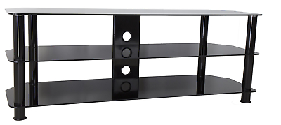 """2019 Avf Sdc1250cmbb A Tv Stand For 39 Inch To 60 Inch Tvs Inside Avenir Tv Stands For Tvs Up To 60"""" (View 27 of 30)"""