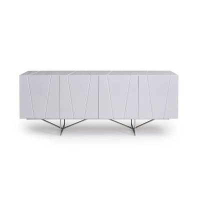 """2019 Courtdale 60"""" Wide 3 Drawer Sideboard (View 25 of 30)"""