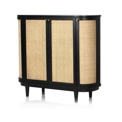"""2019 Épinglé Sur Meuble Atelier Throughout Hargrove 72"""" Wide 3 Drawer Mango Wood Sideboards (View 15 of 30)"""
