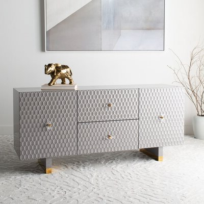 2019 Grey Sideboards & Buffets You'll Love In  (View 14 of 30)