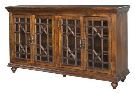 """2020 Beckenham 73"""" Wide Mango Wood Buffet Tables Within Maroa Sideboard (View 14 of 30)"""