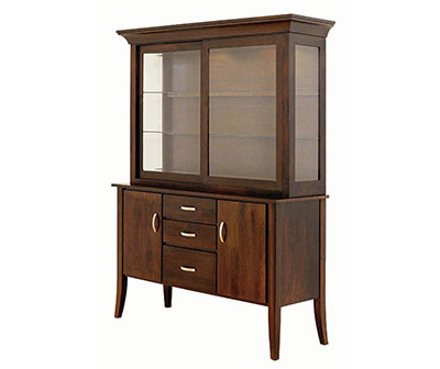 2020 Bedlington Sideboards Pertaining To Amish Hardwood Dining Room Furniture (View 3 of 30)