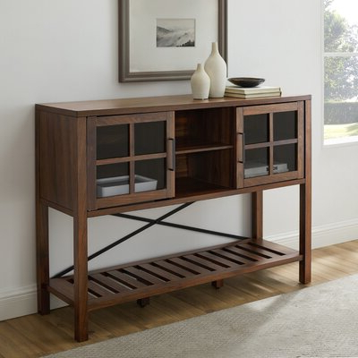 2020 Grey Sideboards & Buffets You'll Love In  (View 6 of 30)