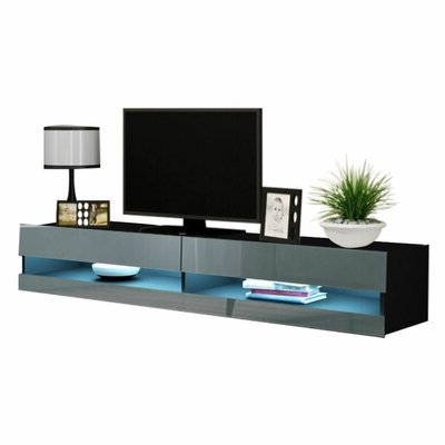 """2020 Ira Tv Stands For Tvs Up To 78"""" Pertaining To Orren Ellis Ramsdell Floating Tv Stand For Tvs Up To (View 15 of 30)"""