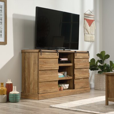 60 69 Inch Gold Tv Stands You'll Love In  (View 14 of 30)
