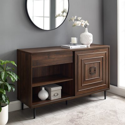 """64"""" Wide Rubberwood Sideboards Pertaining To Most Recent Sideboards & Buffet Tables You'll Love In  (View 7 of 30)"""
