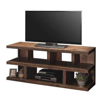 """70 Inch And Larger Rustic Tv Stands You'll Love In 2019 For Trendy Lorraine Tv Stands For Tvs Up To 70"""" (View 29 of 30)"""