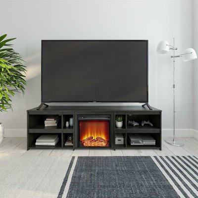 """75 Inch Fireplace Tv Stands & Entertainment Centers You'll Regarding Newest Lucille Tv Stands For Tvs Up To 75"""" (View 15 of 30)"""