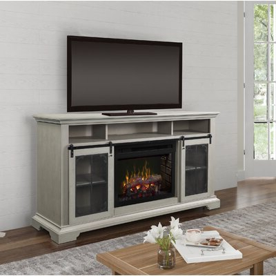 """75 Inch Fireplace Tv Stands & Entertainment Centers You'll Throughout Most Up To Date Lucille Tv Stands For Tvs Up To 75"""" (View 27 of 30)"""
