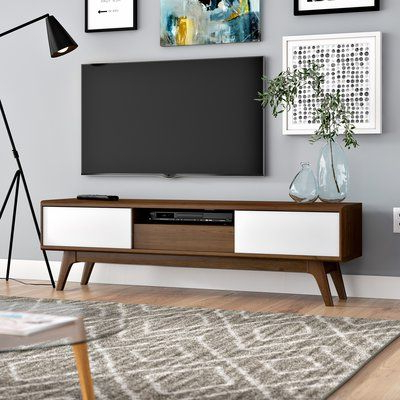 """Adalberto Tv Stands For Tvs Up To 65"""" Intended For Most Recently Released Corrigan Studio Chew Stoke Tv Stand For Tvs Up To  (View 5 of 30)"""