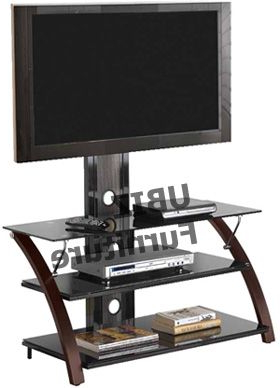 """Adrien Tv Stands For Tvs Up To 65"""" Within Most Popular Ubiz Furniture: Bentwood 42"""", 55"""", & 65"""" Tv Stand – Itv (View 20 of 30)"""