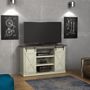 """Alannah Tv Stands For Tvs Up To 60"""" For Widely Used Three Posts Lorraine Tv Stand For Tvs Up To 60 Inches (View 5 of 30)"""