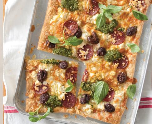 Albermarle Sideboards For Well Known Bernice Van Der Merwe's Pan Pizza Recipe – Eatout (View 26 of 30)