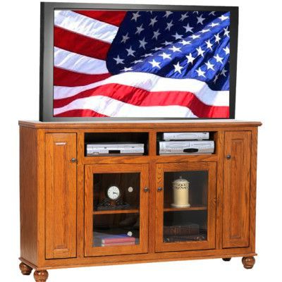 """Alcott Hill Spoffo Solid Wood Tv Stand For Tvs Up To 75 With 2020 Lucille Tv Stands For Tvs Up To 75"""" (View 26 of 30)"""