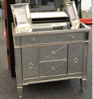 All States Mirrors Intended For Widely Used 3 Drawer And 2 Door Cabinet With Metal Legs (View 19 of 30)