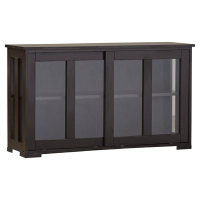 """Allmodern Inside Most Popular Barkell 42"""" Wide 2 Drawer Acacia Wood Drawer Servers (View 24 of 30)"""