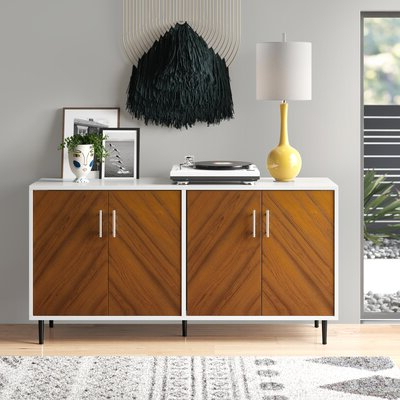 """Allmodern Pertaining To Heurich 59"""" Wide Buffet Tables (View 26 of 30)"""