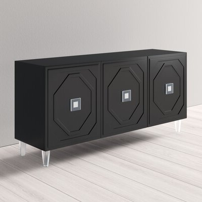 """Allmodern With Best And Newest Elllise 62"""" Wide Sideboards (View 27 of 30)"""