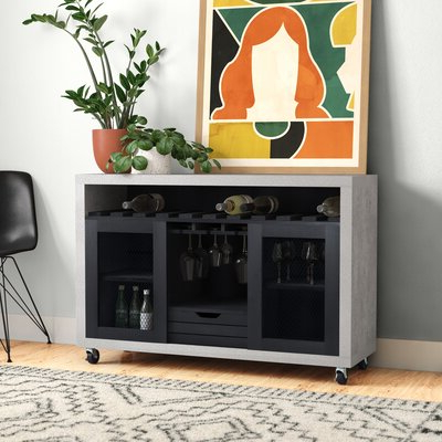 """Allmodern Within Most Recently Released Fahey 58"""" Wide 3 Drawer Acacia Wood Sideboards (View 28 of 30)"""
