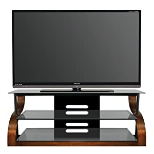 """Amazon: Bell'o Cw342 65"""" Tv Stand For Tvs Up To 73 Intended For Preferred Bloomfield Tv Stands For Tvs Up To 65"""" (View 8 of 30)"""