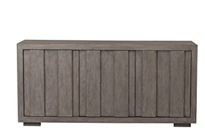 Amazon – King's Brand Wood Console Sideboard Table Intended For Famous Ebenezer  (View 24 of 30)