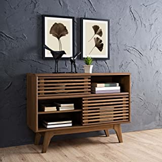 Amazon: Mid Century Modern Console Table In 2020 With Famous Newbury  (View 29 of 30)