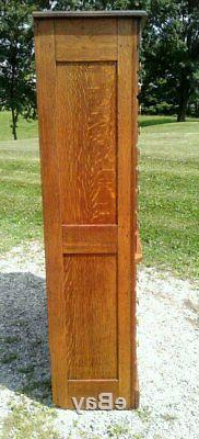 """Antique Hardware Store Wall Cabinet 28 Drawers Tiger Oak Inside Best And Newest Daisi 50"""" Wide 2 Drawer Sideboards (View 28 of 30)"""