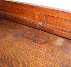 Antique Mission Oak Antique With Rockville (View 25 of 30)