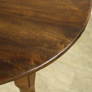Antique Welsh Pine Cricket Table With Turned Legs – Briggs With Regard To Current Wales Storage Sideboards (View 28 of 30)