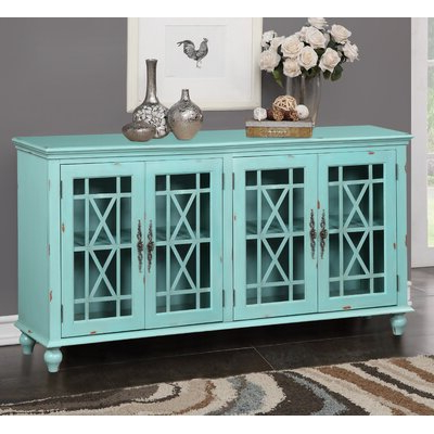Armino Sideboards Pertaining To Trendy Blue & Green Sideboards & Buffets You'll Love In (View 26 of 30)