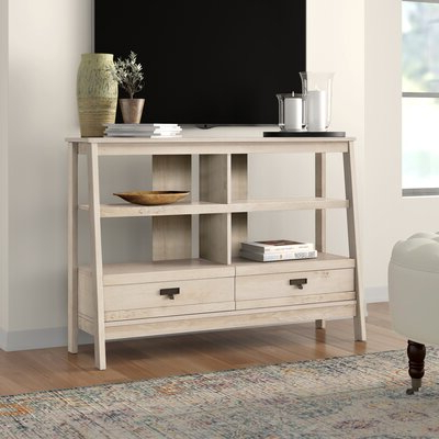 """Barkell 42"""" Wide 2 Drawer Acacia Wood Drawer Servers Within Widely Used Rustic & Farmhouse Sideboards, Buffets & Buffet Tables You (View 10 of 30)"""