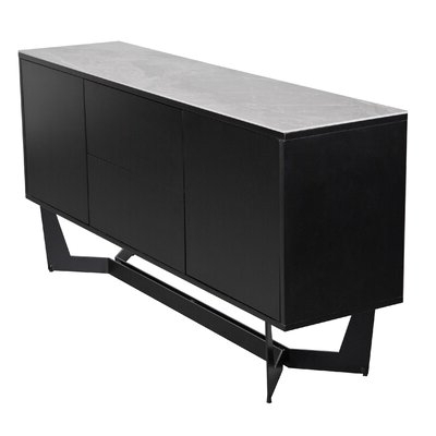 """Benghauser 63"""" Wide Sideboards Regarding Most Recently Released Marble & Granite Sideboards & Buffets You'll Love In  (View 28 of 30)"""